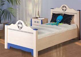 Детская кровать Капитан  (518, 519)
