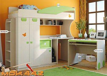 "Детская комната ""МДК 4.4.2"""